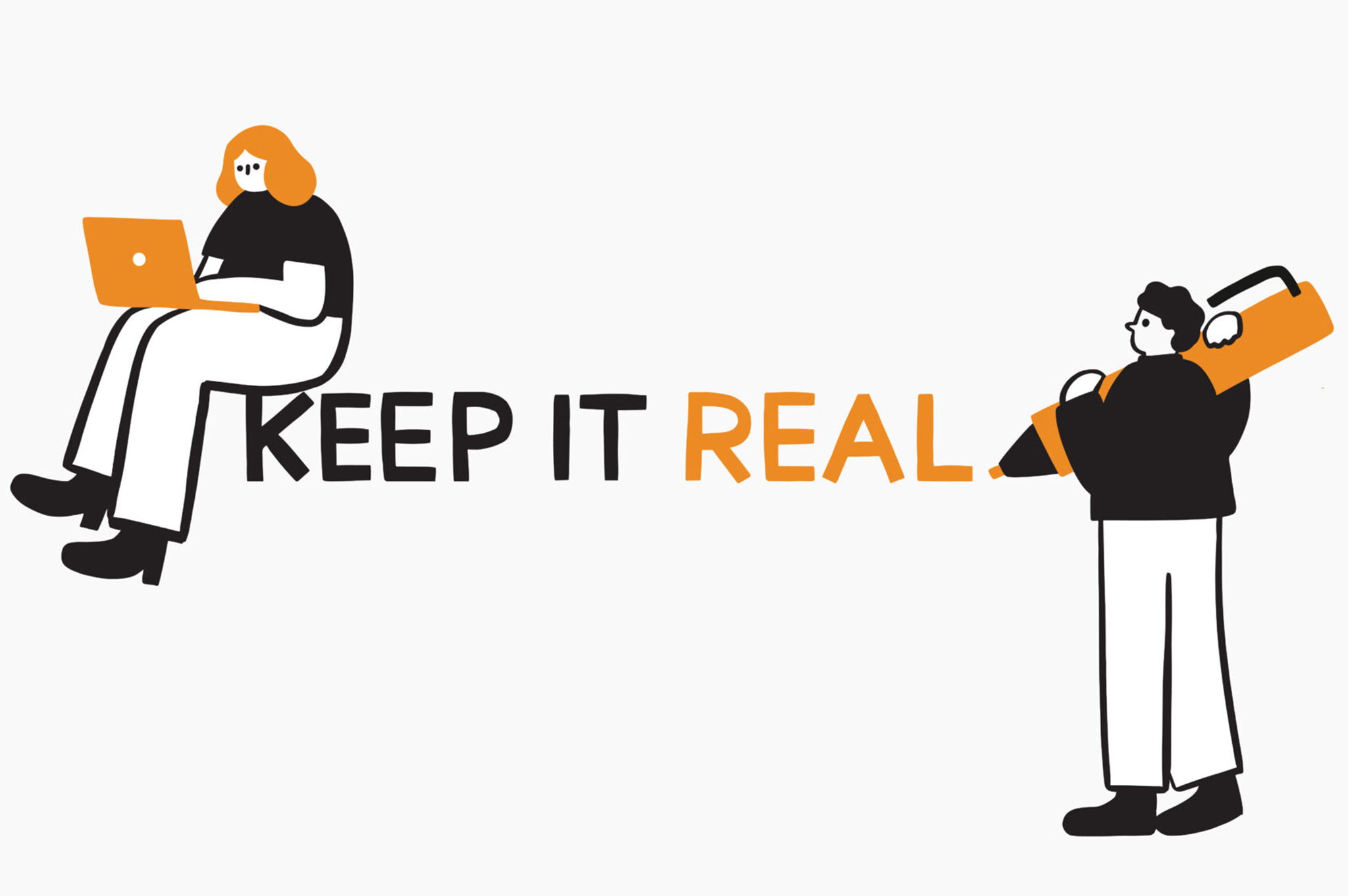 Keep It Real campaign